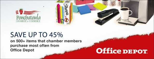 Office Depot - Member Benefits