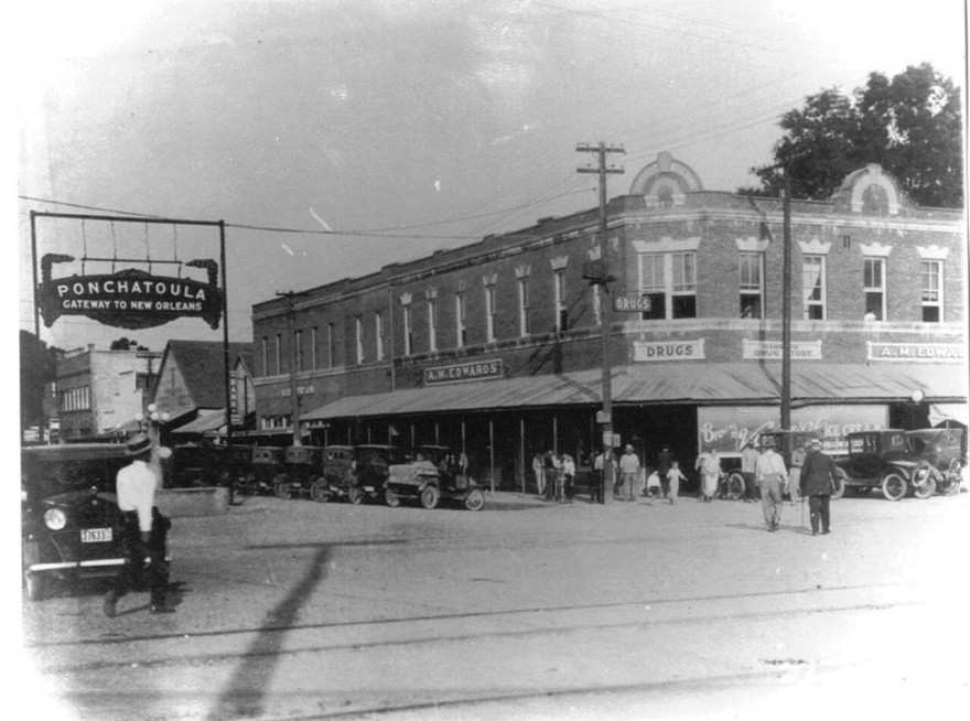 About Ponchatoula - A Brief History by Jim Perrin - About Ponchatoula